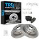 1ABFS03068-Acura RDX Brake Kit
