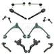 1ASFK05315-Lexus GS300 GS400 GS430 Steering & Suspension Kit