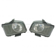 1ALHP01265-2005-09 Ford Mustang Headlight Pair