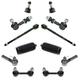 1ASFK05322-1998-01 Nissan Altima Steering & Suspension Kit