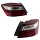 1ALHP01271-2016-17 Honda Accord Tail Light Pair