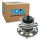 1ASHR00356-2010-17 Toyota Sienna Wheel Bearing & Hub Assembly