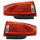 1ALHP01272-Cadillac CTS CTS-V Tail Light Pair