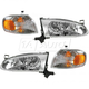 1ALHT00248-1998-02 Chevy Prizm Lighting Kit