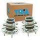 1ASHS01160-Wheel Bearing & Hub Assembly Pair