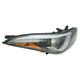 1ALHL02550-2014-16 Hyundai Elantra Headlight
