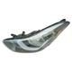 1ALHL02549-2014-16 Hyundai Elantra Headlight