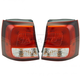 1ALTP01065-2014-15 Kia Sorento Tail Light Pair