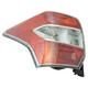 1ALTL02087-2014-16 Subaru Forester Tail Light