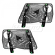 1AWRK00880-2009-13 Volkswagen Tiguan Window Regulator Pair Front