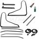 1AWSK00413-1978-82 Chevy Corvette Weatherstrip Seal Kit