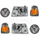 1ALHT00250-2008-11 Ford Ranger Lighting Kit