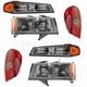 1ALHT00258-2005-08 Chevy Colorado Lighting Kit