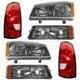 1ALHT00263-2004 Chevy Lighting Kit