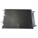 1AACC00436-2015-17 Chrysler 200 A/C Condenser