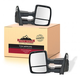 1AMRP01946-2015-17 Ford F150 Truck Mirror Pair
