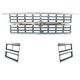 1ABGK00097-Chevy Grille & Headlight Bezel Kit