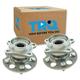 1ASHS01168-2011-16 Toyota Sienna Wheel Bearing & Hub Assembly Pair
