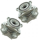 1ASHS01166-Wheel Bearing & Hub Assembly Pair
