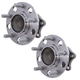 1ASHS01167-Mitsubishi Wheel Bearing & Hub Assembly Pair