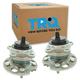 1ASHS01164-2008-17 Toyota Highlander Wheel Bearing & Hub Assembly Pair