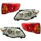 1ALHT00270-2009-10 Toyota Corolla Lighting Kit