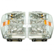 1ALHP01278-Ford Headlight Pair