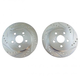 1APBR00435-Brake Rotor Pair