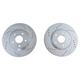 1APBR00436-Brake Rotor Pair
