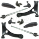 1ASFK05427-2003-08 Pontiac Vibe Toyota Matrix Steering & Suspension Kit