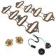 1AEEK00784-Engine Knock Sensor & Harness Kit