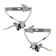 1AWRK00868-2001-06 Mazda Tribute Window Regulator Pair