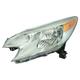 1ALHL02563-2014-17 Nissan Versa Note Headlight
