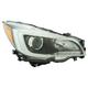 1ALHL02558-2015-17 Subaru Legacy Outback Headlight