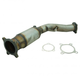 1ACCD00324-Audi Exhaust Pipe with Catalytic Converter