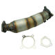 1ACCD00323-Audi A4 RS4 S4 Exhaust Pipe with Catalytic Converter