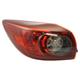 1ALTL02103-2014-16 Mazda 3 Tail Light