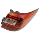 1ALTL02100-2015-17 Subaru Outback Tail Light