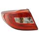 1ALTL02097-2015-17 Hyundai Sonata Tail Light