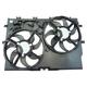 1ARFA00567-2014-17 Ram Radiator Dual Cooling Fan Assembly
