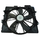 1ARFA00568-Cadillac CTS SRX STS Radiator Cooling Fan Assembly