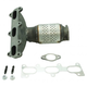 1AEEM00851-Kia Magentis Optima Rondo Exhaust Manifold with Catalytic Converter & Gasket Kit