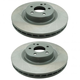 1ABFS03091-Mercedes Benz Brake Rotor Pair