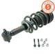 MNSTS00662-Strut & Spring Assembly  Monroe Quick-Strut 139104
