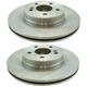 1ABFS03093-Mercedes Benz Brake Rotor Pair