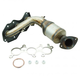 1AEEM00854-Exhaust Manifold with Catalytic Converter & Gasket Kit