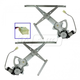 1AWRK00848-Window Regulator Pair