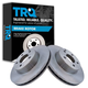 1ABFS03094-Mercedes Benz Brake Rotor Pair