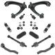 1ASFK05522-Honda Civic Steering & Suspension Kit