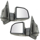 1AMRP01966-2015-17 Ford F150 Truck Mirror Pair